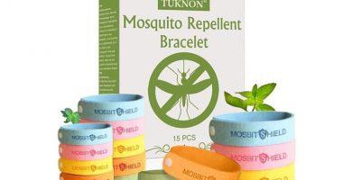 pulsera repelente mosquitos