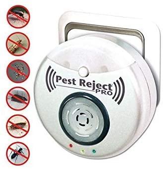 pest reject instrucciones